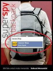 Cara Tag Foto ke Facebook Jawara Shop
